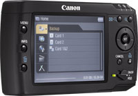 Canon M30 Media Storage 30GB Nero lettore multimediale