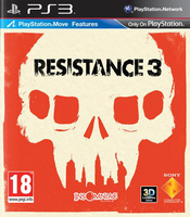 Sony Resistance 3, PS3 PlayStation 3 Inglese videogioco
