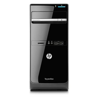 HP Pavilion p6-2205eb 2.5GHz A8-3820 Mini Tower Nero PC