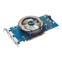 ASUS EN9600GT/HTDI/512M GeForce 9600 GT GDDR3 scheda video