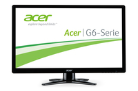 "Acer G6 G276HLAbid 27"" Full HD TN+Film Nero monitor piatto per PC"