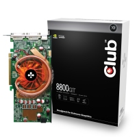 CLUB3D GeForce 8800GT GDDR3