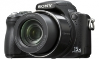 "Sony Cyber-shot DSC-H50 Fotocamera Bridge 9.1MP 1/2.3"" CCD Nero"