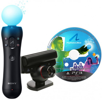Sony PlayStation Move Starter Pack PlayStation 3 Inglese videogioco