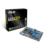 ASUS M5A87 AMD 870 (RX881) Socket AM3+ ATX scheda madre