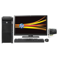 HP Z820 Workstation Bundle
