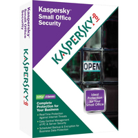 Kaspersky Lab Small Office Security 2.0, RNW, 5PC+1Svr, 1Y, FRE 1anno/i Francese