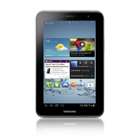 Samsung Galaxy Tab 2 7.0 8GB 3G Nero, Bianco tablet