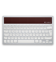 Logitech K760 Bluetooth QZERTY Italiano Bianco tastiera per dispositivo mobile
