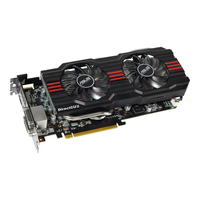 ASUS 90-C1CS50-L0UAY0BZ Radeon HD7870 2GB GDDR5 scheda video