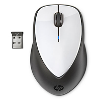 HP x4000 RF Wireless Laser 1600DPI mouse