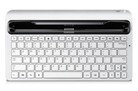 Samsung EKD-K12 Connettore docking AZERTY Bianco tastiera per dispositivo mobile