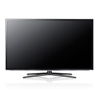 "Samsung UE-50ES6100 50"" Full HD Compatibilità 3D Smart TV Wi-Fi Nero LED TV"