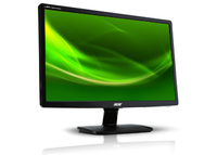 "Acer Essential 245HLbd 24"" Full HD Nero monitor piatto per PC"