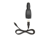 HP iPAQ Mini-USB Auto Adapter Nero adattatore e invertitore
