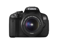 Canon EOS 650D + EF-S 18-55 IS II Kit fotocamere SLR 18MP CMOS 5184 x 3456Pixel Nero