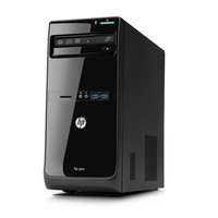 HP Pro 3500 2.8GHz G640 Microtorre Nero PC