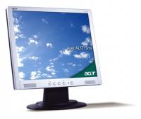 "Acer MONITOR AL1715MS 17INCH LCD WITH SPEAKER ANALOG SILVER 17"" monitor piatto per PC"
