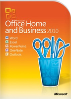 HP Office Home & Business 2010, SP1 CZE