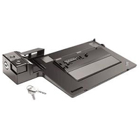 Lenovo 0A65689 Nero replicatore di porte e docking station per notebook