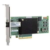 HP SN1000E 16Gb 1-port PCIe Fibre Channel Host Bus Adapter scheda di rete e adattatore