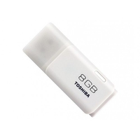 Toshiba PenDrive 8GB 8GB USB 2.0 Tipo-A Bianco unità flash USB