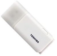 Toshiba PenDrive 4GB 4GB USB 2.0 Tipo-A Bianco unità flash USB