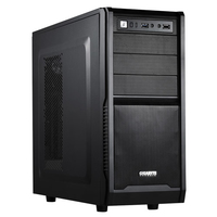 Gigabyte IF 133 Midi-Tower Nero vane portacomputer