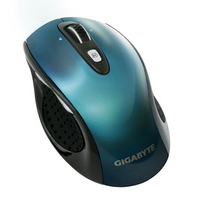 Gigabyte M7700 RF Wireless Laser 1600DPI Blu mouse
