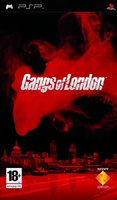 Sony Gangs of London PlayStation Portatile (PSP) videogioco