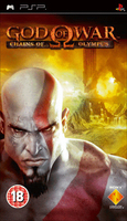 Sony God of War: Chains of Olympus, PSP PlayStation Portatile (PSP) videogioco