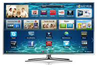 "Samsung UE40ES6900 40"" Full HD Compatibilità 3D Smart TV Wi-Fi Argento LED TV"