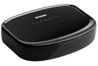 D-Link DPR-2000 LAN Ethernet/LAN Wireless Nero server di stampa
