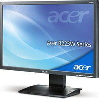 "Acer Professional 223WLBOymdr 22"" TN+Film Grigio monitor piatto per PC"