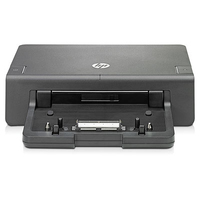 HP 120W Docking Station US Nero