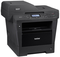 Brother DCP-8150DN 1200 x 1200DPI Laser A4 40ppm Nero multifunzione