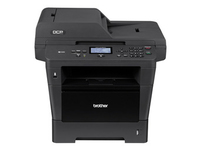 Brother DCP-8155DN 1200 x 1200DPI Laser A4 40ppm Nero multifunzione