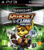 Sony The Ratchet & Clank HD Collection Trilogy, PS3 PlayStation 3 Inglese videogioco