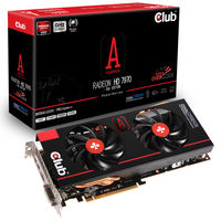 CLUB3D Radeon HD 7970 royalAce 3GB GDDR5