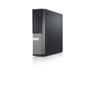 DELL OptiPlex 7010 3.3GHz i3-2120 Scrivania Nero PC