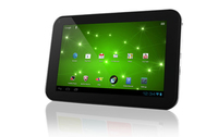 Toshiba AT270-101 32GB Argento tablet