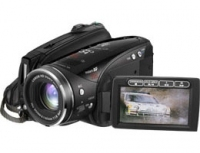 Canon HV30 High Definition Camcorder 2.96MP CCD Nero