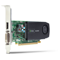 HP A7U60AA Quadro 410 0.5GB GDDR3 scheda video