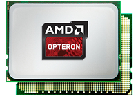 HP AMD Opteron 6128 HE 2GHz 12MB L3 processore