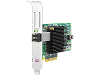 HP 81E 8Gb 1-port PCIe Fibre Channel Host Bus Adapter Interno Fibra 8000Mbit/s scheda di rete e adattatore
