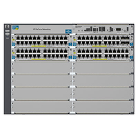 HP E5412-92G-PoE+/4SFP zl Switch
