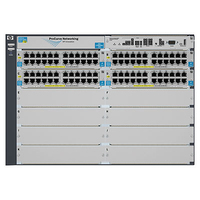 HP 5412-92G-PoE+-2XG v2 zl Switch with Premium Software