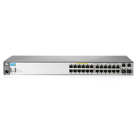 HP 2620-24-PPoE+ Switch