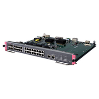 HP 7503-S 144Gbps Fabric/MPU with PoE Upgradable 20-port Gig-T/4-port GbE Combo scheda di rete e adattatore