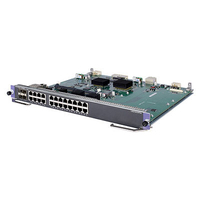 HP 7500 20-port Gig-T / 4-port GbE PoE-upgradable Combo SA Module modulo del commutatore di rete